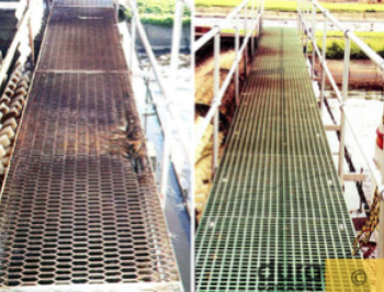 Fabcograte FRP Grating: A Cost-Effective, Long-Life Solution