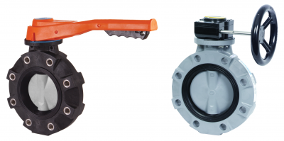 Hayward's BYV Valve: The Industry's Most Advanced Thermoplastic Design